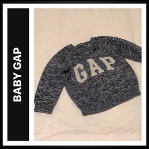 Baby GAP Long Sleeve Sweater